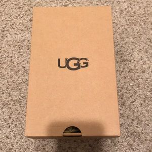 UGG Shoes - Kids size 13 black UGG shoes never worn brand new